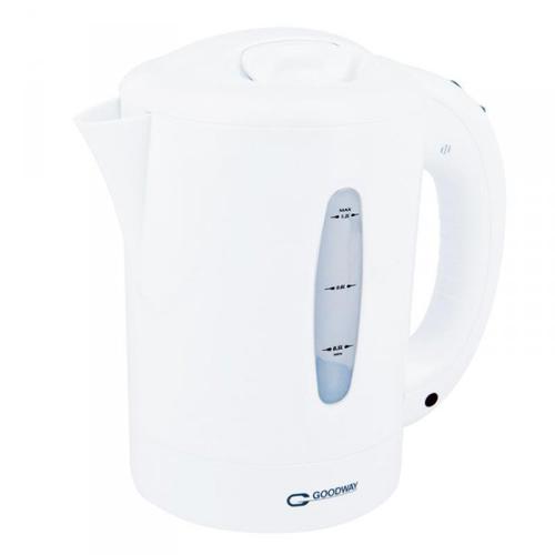 GOODWAY 1.2L無線電水壺 GK-213C 白色