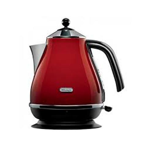 DELONGHI 1.7L電熱水壺 KBO2001.R 紅