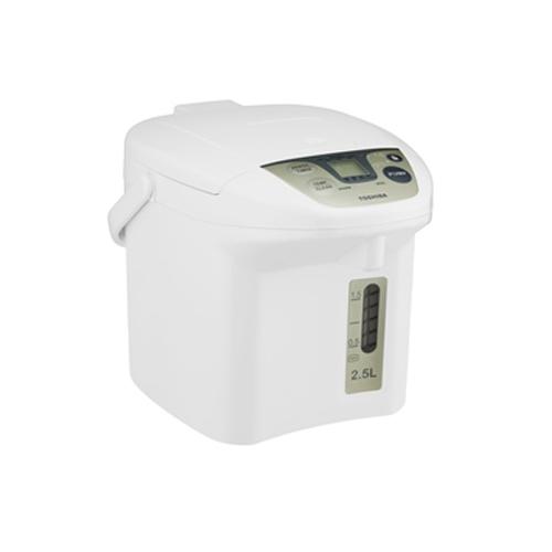 TOSHIBA 2.5L電熱水瓶 PLK-25FLIH 白色