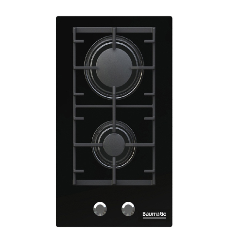 BAUMATIC 石油氣-雙頭煮食爐 BG2.1BL-HK-需訂貨