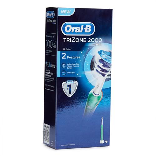 BRAUN 充電電動牙刷 T2000