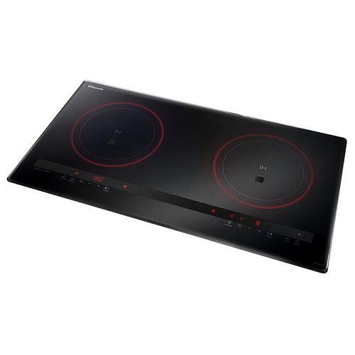 RASONIC 座檯/嵌入雙頭電磁爐 KR-R227D