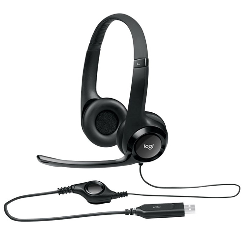 Logitech USB Headset-AU H390