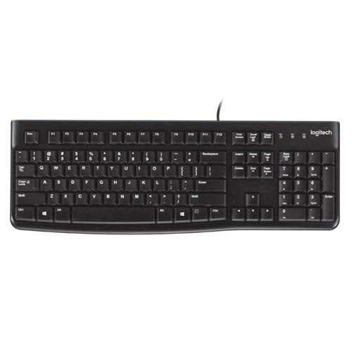 Logitech Keyboard-TW K120