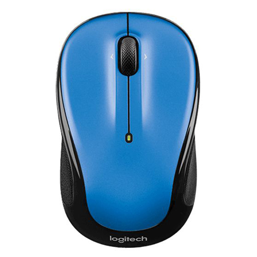 Logitech Wireless Mouse M325 Peacock Blue