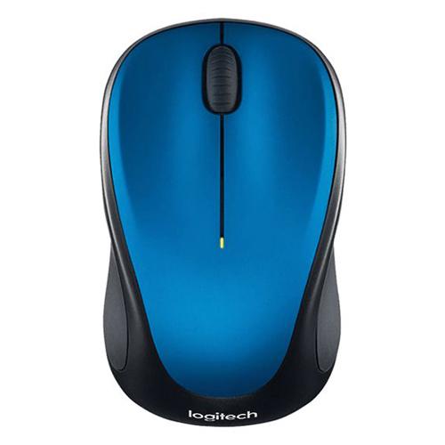 Logitech Wireless Mouse M235 Blue