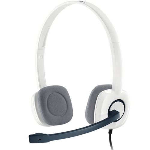 Logitech Headset-AP H150 Cloud White