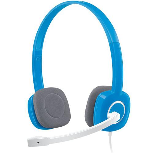 Logitech Headset-AP H150 Sky Blue
