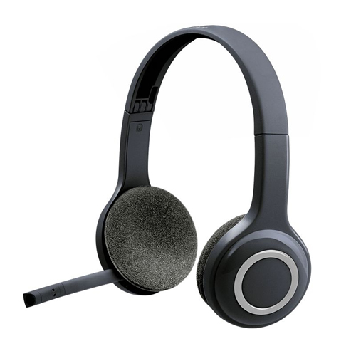 Logitech Wireless Headset-AP H600