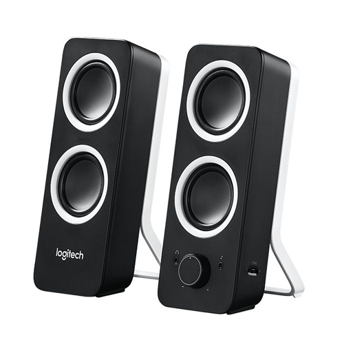Logitech Speaker-UK Z200 Black