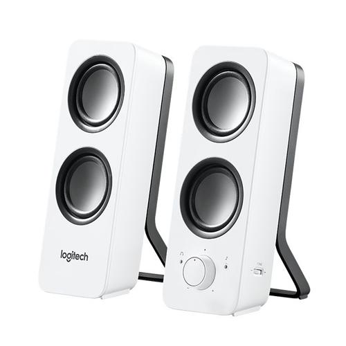 Logitech Speaker-UK Z200 White
