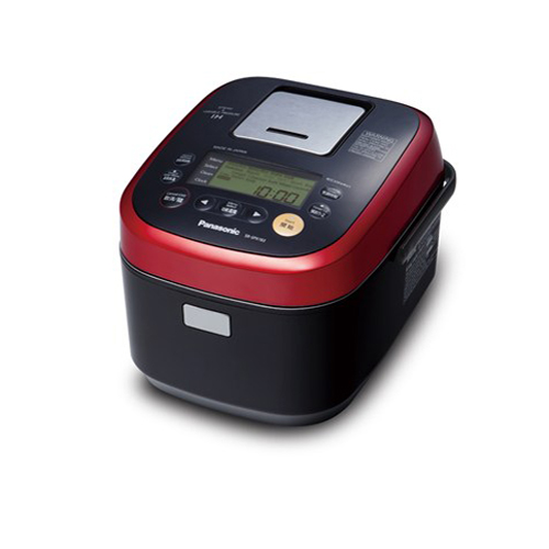 PANASONIC 1.8L IH蒸氣磁應電飯煲 SR-SPX183 黑色