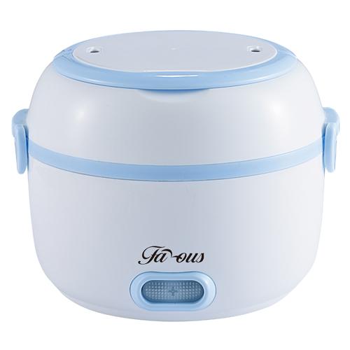 FAMOUS [P]0.9L多功能迷你蒸飯盒 FRB-12/白色