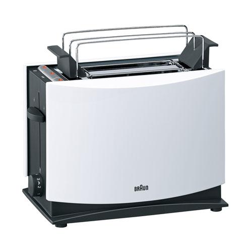 BRAUN 多士爐 HT450 白色
