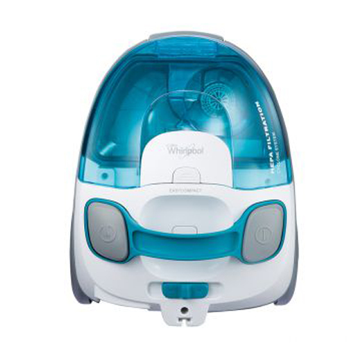 WHIRLPOOL [S/i]無塵袋吸塵機 VL1602 藍色