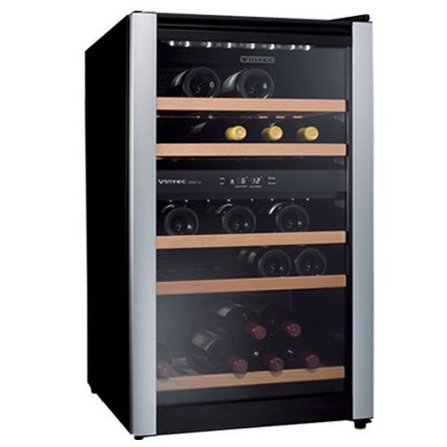 VINTEC 恆溫電子紅酒櫃-32瓶 ALV30SG2E