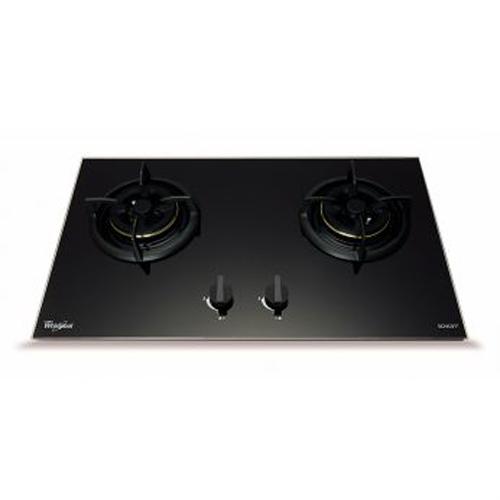 WHIRLPOOL [2]石油氣-雙頭煮食爐 AGK233/BP