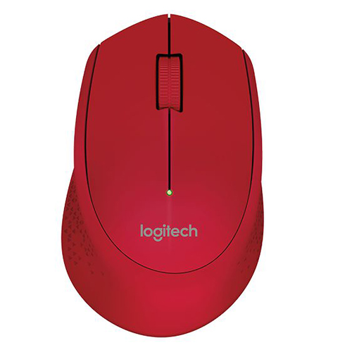 Logitech Wireless Mouse M280 Red