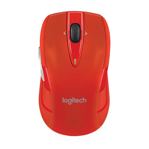 Logitech Wireless Mouse M545 Red