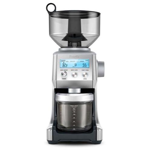 BREVILLE 智能咖啡豆研磨機/專業版 BCG820BSS