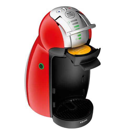 NESCAFE 智能調控膠囊咖啡機 NEW GENIO紅