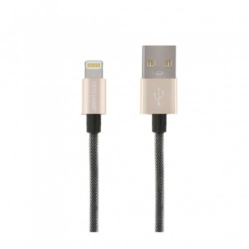 First Cham Lightning Cable 1.2m Gold