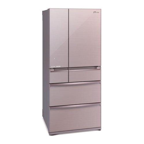MITSUBISHI 543L六門雪櫃 MR-WX71Y-PH 玫麗粉紅