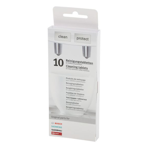 SIEMENS Cleaning tablets(10 pcs) 00311769(需訂貨)