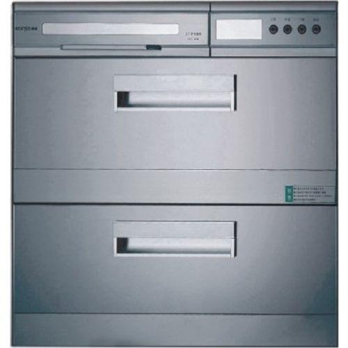 SANKI 90L嵌入式三門消毒櫃 SK-LW102