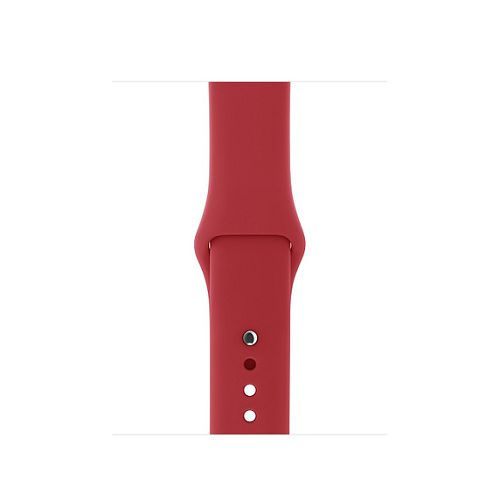 APPLE 42mm Red Sport Band