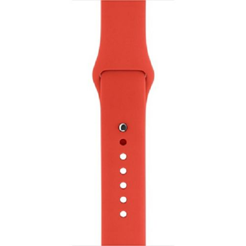 APPLE 42mm Orange Sport Band