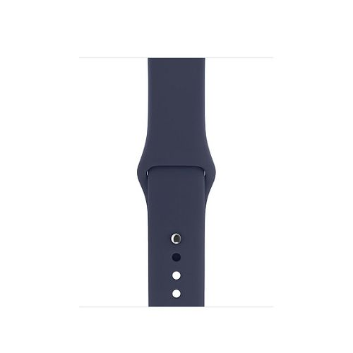 APPLE 38mm Midnight Blue Sport Band