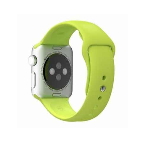 APPLE 38mm Green Sport Band