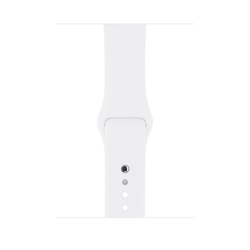 APPLE 42mm White Sport Band