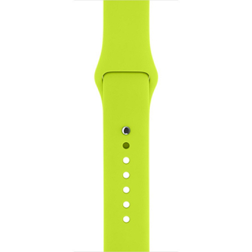 APPLE 42mm Green Sport Band