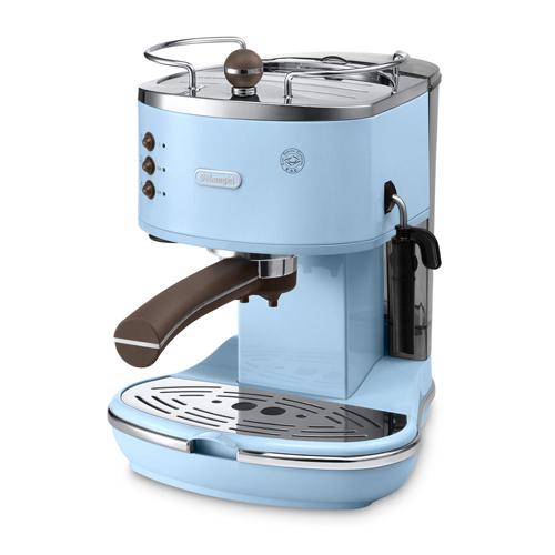 DELONGHI 義式濃縮咖啡機 ECOV311.AZ 藍色