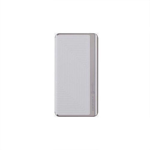 MOMAX iPower Elite+ 8000mAh 流動電源QC2.0 壓紋白色