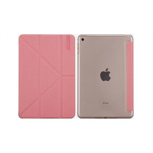 MOMAX iPad mini 4 Flip Cover 粉紅