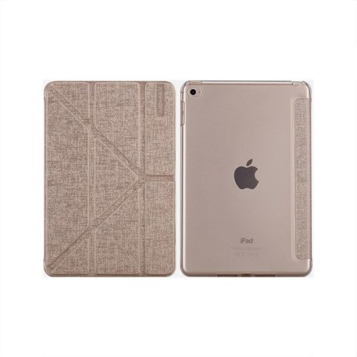 MOMAX iPad mini 4 Flip Cover 金色