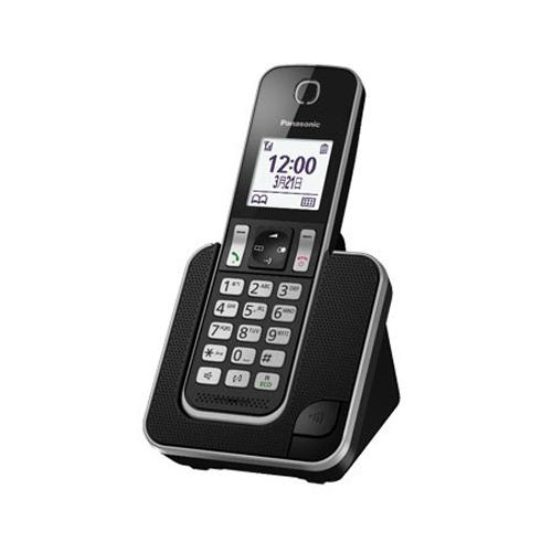 PANASONIC 數碼無線電話 KX-TGD310HK黑