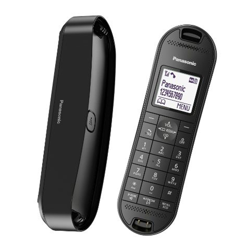PANASONIC 數碼無線電話 KX-TGK320E黑