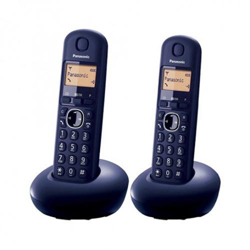 PANASONIC 雙機無線電話 KX-TGB212HKC深藍
