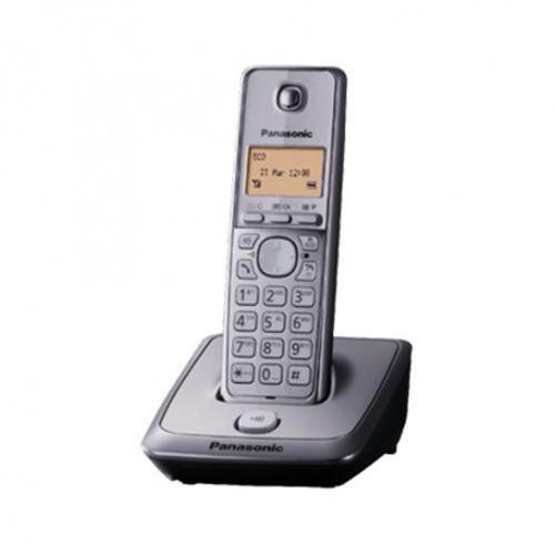 PANASONIC 數碼無線電話 KX-TG2711HK金屬灰