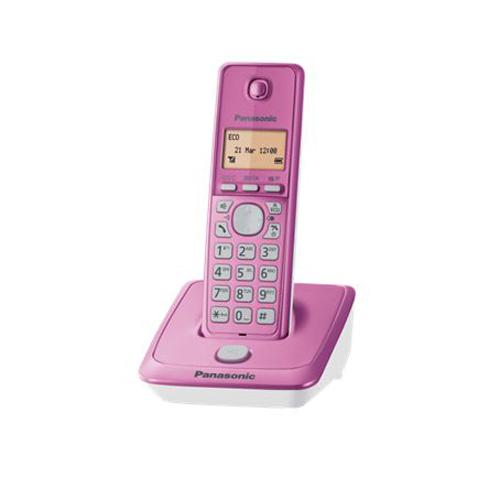 PANASONIC 數碼無線電話 KX-TG2711HK幻紫紅
