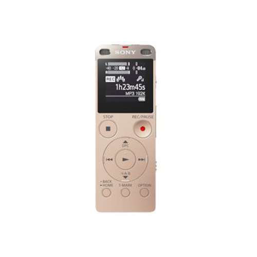 SONY 數碼錄音筆金色 ICD-UX560F/NCE