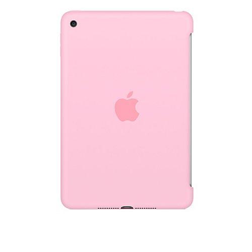APPLE iPad mini 4 Silicone Case Light Pink
