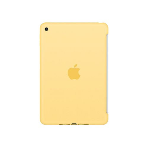 APPLE iPad mini 4 Silicone Case Yellow