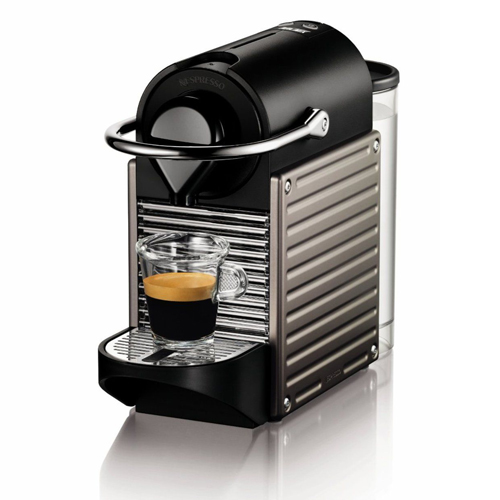 NESPRESSO [9]粉囊系統咖啡機 C60-SG-TI-NE/TITAN