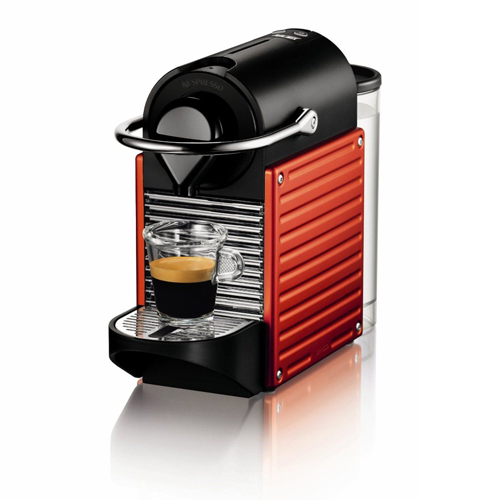 NESPRESSO 粉囊系統咖啡機 C60-SG-RE-NE/RED