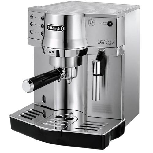 DELONGHI 半自動咖啡機 EC860.M